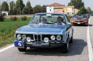 Gran Premio Nuvolari 2018 - BMW Group Classic - BMW Italia - Solero_Saturnino - BMW 3.0 CSL (19)