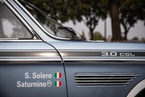 Gran Premio Nuvolari 2018 - BMW Group Classic - BMW Italia - Solero_Saturnino - BMW 3.0 CSL (2)