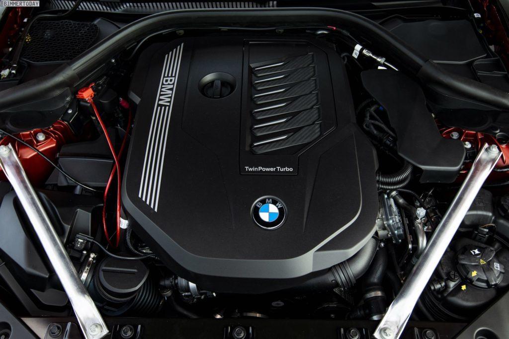 BMW B58 - BMW Z4 M40i First Edition 2019 G29