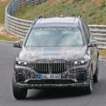 Alpina XD7 2019 Spy - BMW X7 G07 M50d
