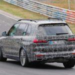 Alpina XD7 2019 Spy - BMW X7 G07 M50d (3)