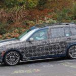 Alpina XD7 2019 Spy - BMW X7 G07 M50d (4)