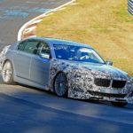 BMW Alpina B7 LCI Spy 2019 (13)