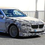 BMW Alpina B7 LCI Spy 2019 (16)
