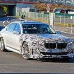 BMW Alpina B7 LCI Spy 2019 (7)