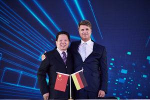 BMW Brilliance Automotive 2018 JV Cina