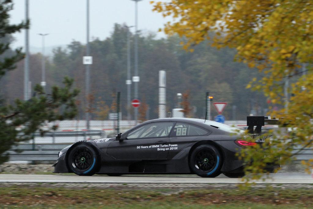 BMW M4 DTM 2019 Turbo Power Spy