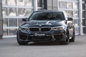 BMW M5 M xDrive F90 by G-Power