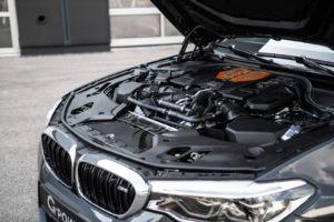 BMW M5 M xDrive F90 by G-Power (4)