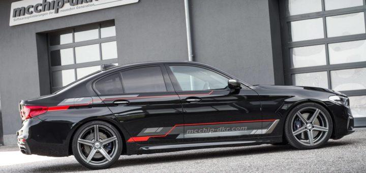 BMW M550d xDrive by mcchip-dkr Serie 5 G30 (3)