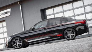 BMW M550d xDrive by mcchip-dkr Serie 5 G30 (4)