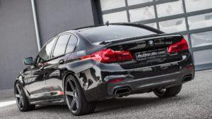 BMW M550d xDrive by mcchip-dkr Serie 5 G30 (5)