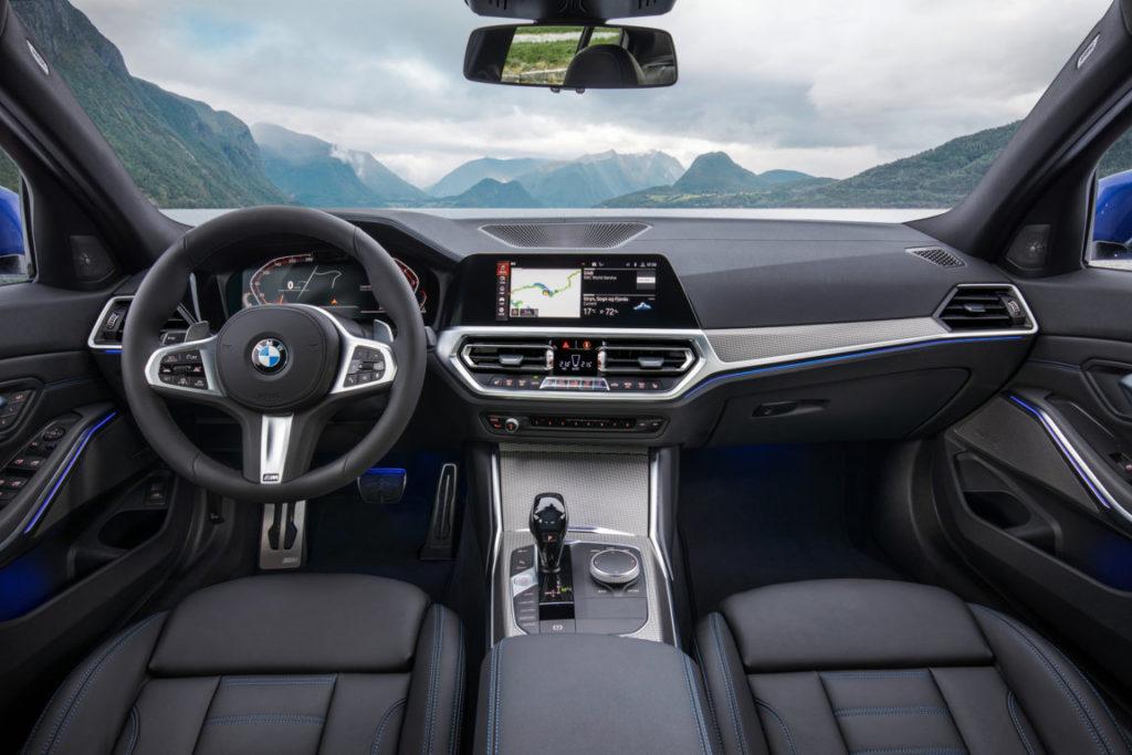 BMW Serie 3 2019 G20 - BMW M340i M Sport (11)
