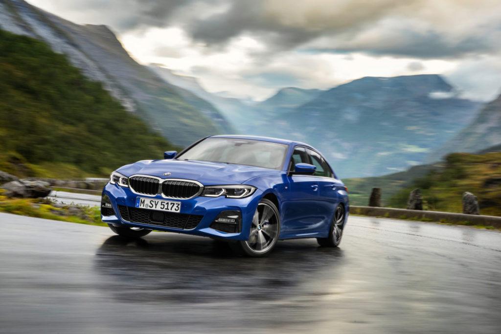 BMW Serie 3 2019 G20 - BMW M340i M Sport (5)