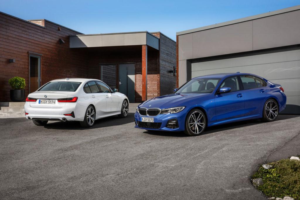 BMW Serie 3 2019 G20 - BMW M340i M Sport (7)
