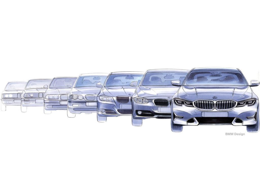BMW Serie 3 2019 G20 - Design (3)