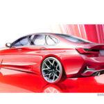 BMW Serie 3 2019 G20 - Design (4)
