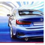BMW Serie 3 2019 G20 - Design (5)