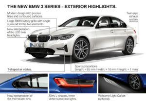 BMW Serie 3 2019 G20 - Highlights