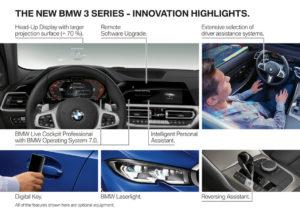 BMW Serie 3 2019 G20 - Highlights (4)