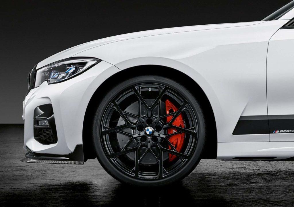 BMW Serie 3 2019 G20 M Performance Parts (8)
