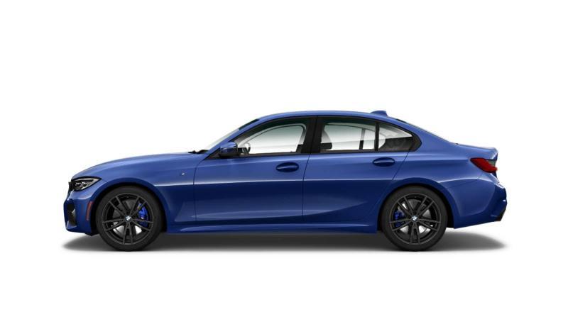 BMW Serie 3 2019 Leaked M Sport G20 (2)