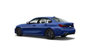 BMW Serie 3 2019 Leaked M Sport G20