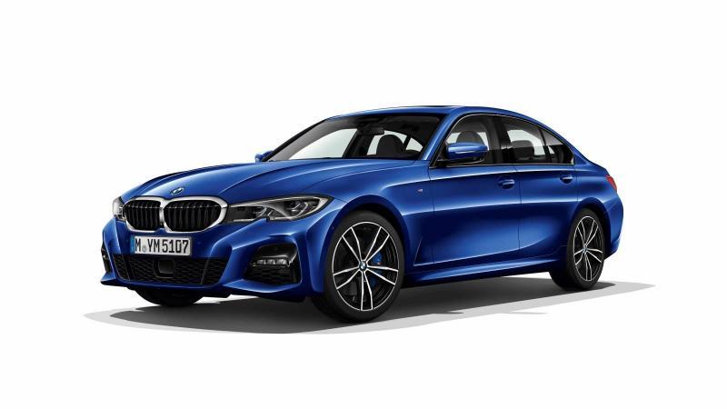 BMW Serie 3 2019 Leaked M Sport G20 (4)
