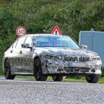 BMW Serie 3 LWB Spy 2019 G28 (2)