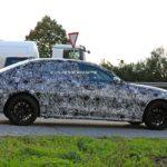 BMW Serie 3 LWB Spy 2019 G28 (3)