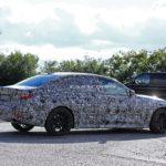 BMW Serie 3 LWB Spy 2019 G28 (6)