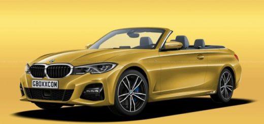 BMW Serie 4 Cabrio 2020 PS