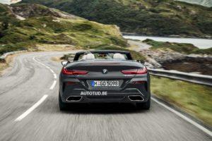 BMW Serie 8 Cabrio 2018 Leaked G14 (14)