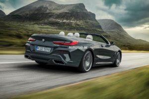 BMW Serie 8 Cabrio 2018 Leaked G14 (16)