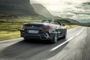 BMW Serie 8 Cabrio 2018 Leaked G14 (5)