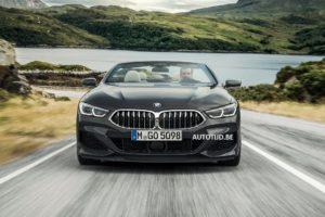 BMW Serie 8 Cabrio 2018 Leaked G14 (8)