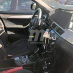 BMW X1 2019 facelift LCI F48 Spy (10)