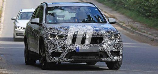 BMW X1 xDrive25e 2019 Spy F48 (2)
