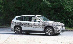 BMW X1 xDrive25e 2019 Spy F48 (3)