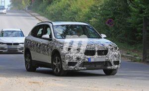 BMW X1 xDrive25e 2019 Spy F48