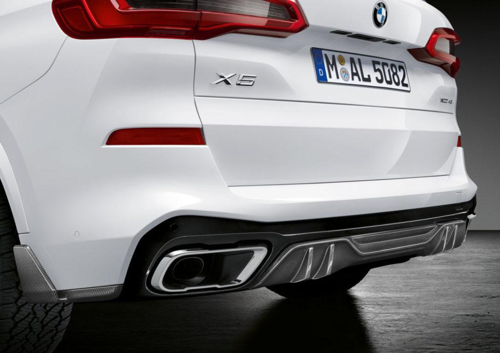 BMW X5 M Performance Parts 2018 (9)