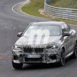 BMW X6 M 2019 Spy F96 (2)
