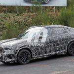 BMW X6 M 2019 Spy F96 (3)