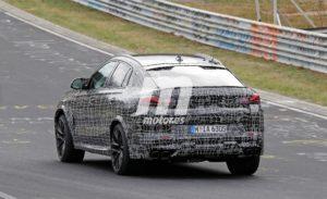 BMW X6 M 2019 Spy F96 (5)