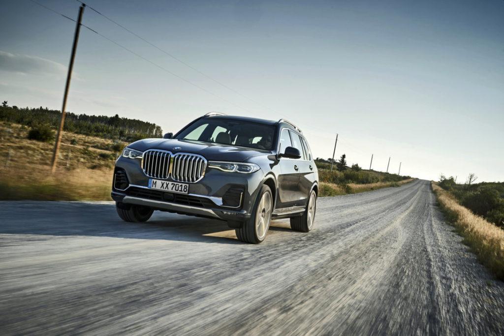 BMW X7 2019 G07