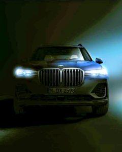 BMW X7 G07 2018 Teaser
