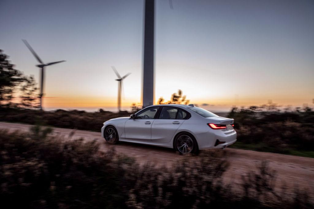 BMW 330e Berlina - BMW Serie 3 G20 2019 (2)
