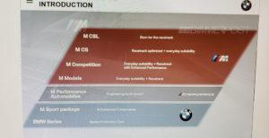 BMW M CSL