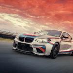 BMW M2 CSL Rendering 2018