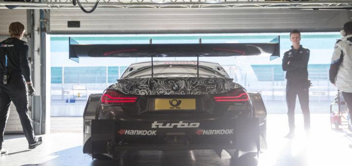 BMW M4 DTM 2.0 Turbo Power 2019 Shakedown Estoril (4)
